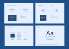 Visual Identity and Web Design Minimo
