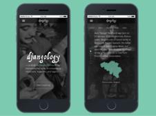 Gypsy Jazz Mobile App