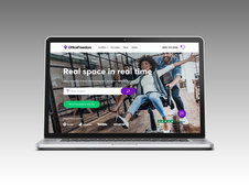 Office Freedom Website ReDesign