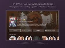 TV UI Redesign
